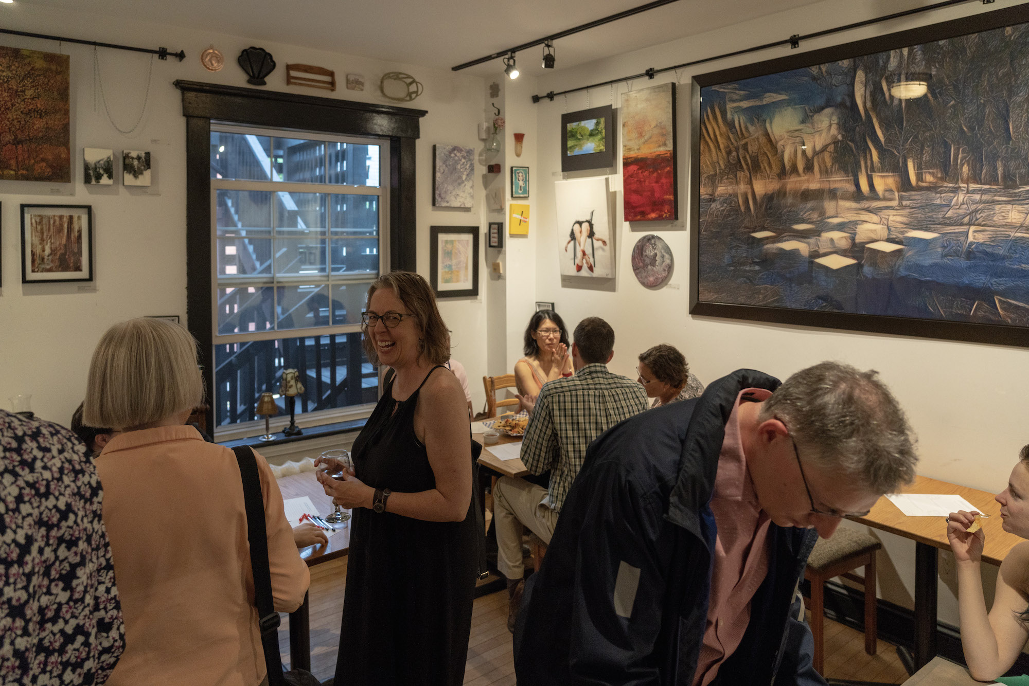 csart subscribers, art house cafe, csart ottawa